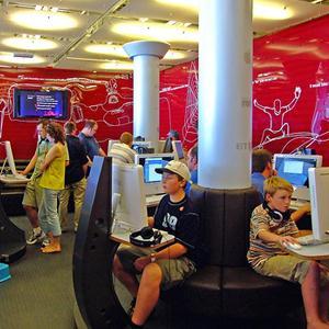 Интернет-кафе Ермекеево