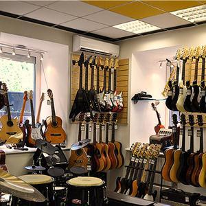 Музыкальные магазины Ермекеево